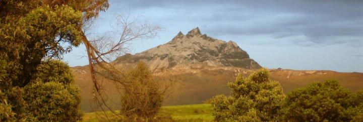 Wunderschöne Ecuador Reise