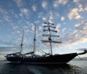 Galapagos Segelschiff Mary Anne