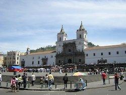 Rundreise Kontrastreiches Ecuador - Quito