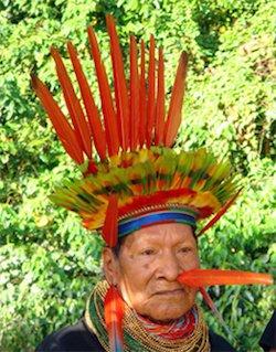 Rundreise Klassisches Ecuador- Schamane in der Siona Lodge