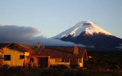 Ecuador Rundreise - Chilcabamba Lodge am Cotopaxi
