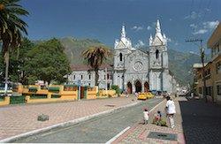 Rundreise Klassisches Ecuador - Baños