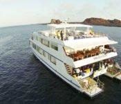 Galapagos Kreuzfahrt Katamaran Millenium