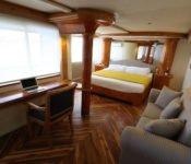 Galapagos Kreuzfahrt Katamaran Millenium - Suite