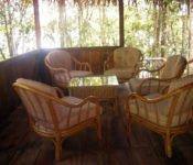 Siona Lodge - Lounge