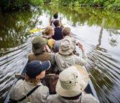 Selva Lodge Ecuador - Kanufahrt Amazonas
