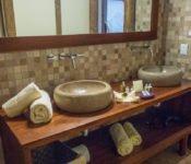 Selva Lodge Ecuador - Superior Suite Bad
