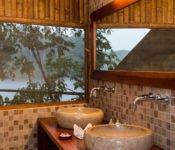 Selva Lodge Ecuador - Scenic Suite Bad