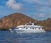 Galapagos Kreuzfahrt Katamaran Archipell I