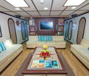 Galapagos Katamaran Archipell II - Lounge