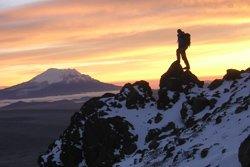 Akklimatisationsbesteigungen Ecuador