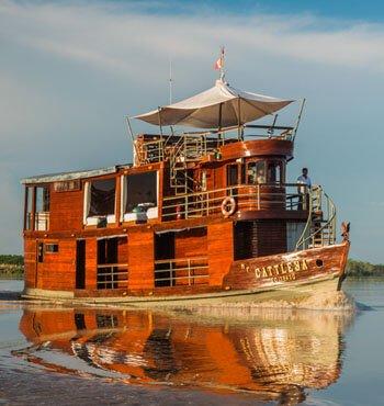 Amazonas Kreuzfahrt Peru