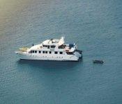 Galapagos Kreuzfahrt Katamaran Anahi