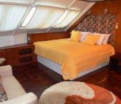 Suite Anahi Galapagos Kreuzfahrtschiff