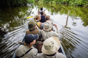 Anreise Selva Lodge