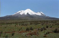 Antizana - Bergsteigen in Ecuador