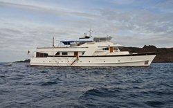 Beluga - First Class Kreuzfahrtyacht Galapagos