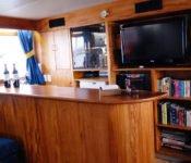 Galapagos Kreuzfahrt Yacht Beluga - Bar