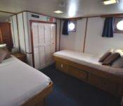 Galapagos Kreuzfahrt Yacht Beluga - Kabine 2