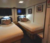 Galapagos Kreuzfahrt Yacht Beluga - Kabine 4