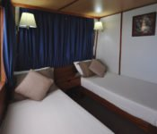 Galapagos Kreuzfahrt Yacht Beluga - Kabine 6