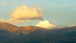 Cayambe - Bergsteigen Ecuador
