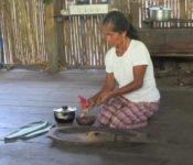 Liana Lodge - Chicha Zubereitung