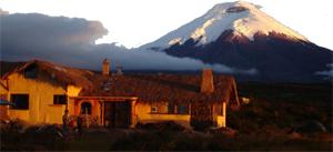 Ecuador Galapagos Reisen - Chilcabamba am Cotopaxi