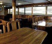 Galapagos Kreuzfahrtyacht Fragata - Speisesaal