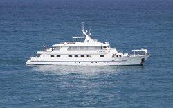Coral II - Galapagos Kreuzfahrten
