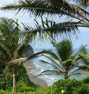 Ecuador Küste