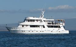 Eden - Galapagos Kreuzfahrten