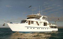 Floreana - Tourist Class Galapagos Kreuzfahrt