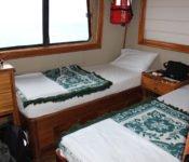 Galapagos Kreuzfahrtyacht Fragata - Kabine
