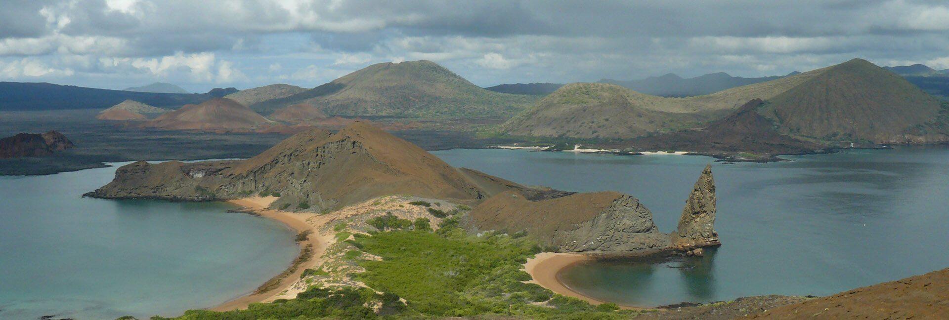 Galapagos Inseln - Bartholomé
