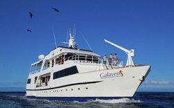 Galaven - First Class Galapagos kreuzfahrt