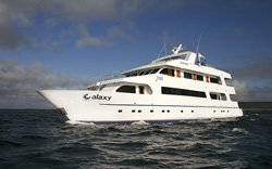 Galaxy - First Class Galapagos Kreuzfahrt Yacht