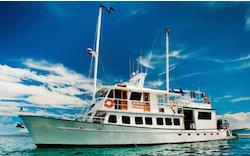 Golondrina - Tourist Class Kreuzfahrt Galapagos