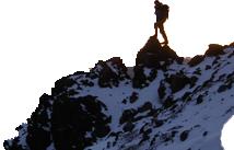 Bergsteigen in Ecuador