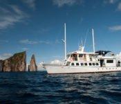Galapagos Kreuzfahrt Yacht Golondrina