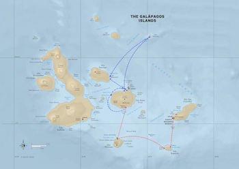 Galapagos Route A Aida Maria