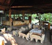 Liana Lodge - Feuerstelle