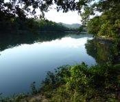 Liana Lodge Fluss