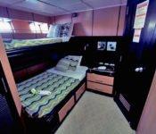 Galapagos Kreuzfahrt Yacht Tip Top III - Unterdeckkabine