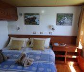 Galapagos Kreuzfahrt Yacht Angelito - Doppelkabine