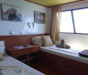 Galapagos Kreuzfahrt Yacht Angelito - Zweibettkabine