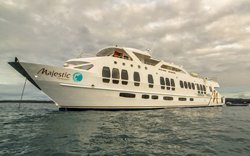 Majestic - First Class Galapagos Schiff