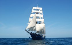 Mary Anne - Segelschiff Galapagos Kreuzfahrt