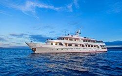 Passion - Galapagos Luxus Kreuzfahrtschiff