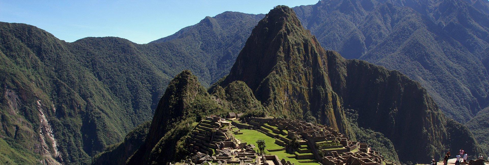 Peru Reisen - Machu Picchu